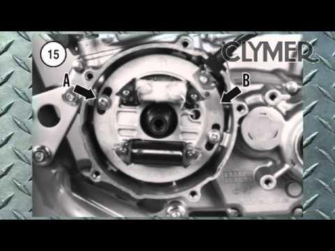 Clymer Manuals Kawasaki KDX200 Maintenance