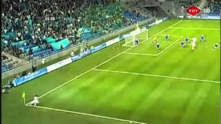 Hamit Altintop 'Magical Goal' Vs Kazakhstan