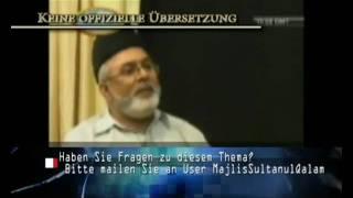 Khatam-an-Nabiyeen - Ein Messias und Prophet Allahs nach Hazrat Muhammad (saw) 4/33