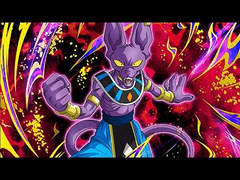 HE IS AWESOME! NEW INT BEERUS SHOWCASE! Dragon Ball Z Dokkan Battle