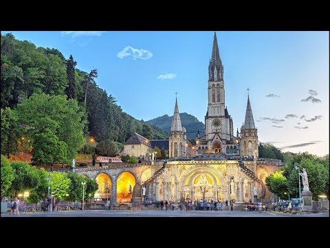 Sanctuary Of Our Lady Of Lourdes (France)
