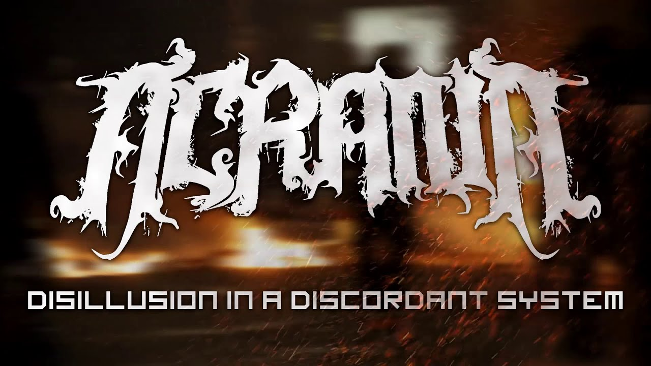 acrania disillusion in a discordant music video youtube
