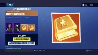 New exclusive skin -Challenge 365/day 40 - Live Fortnite - Kj play