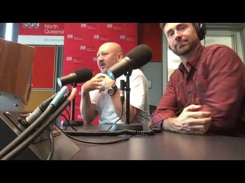 ABC North Queensland Radio Interview about 3 Day Startup in Townsville, Australia