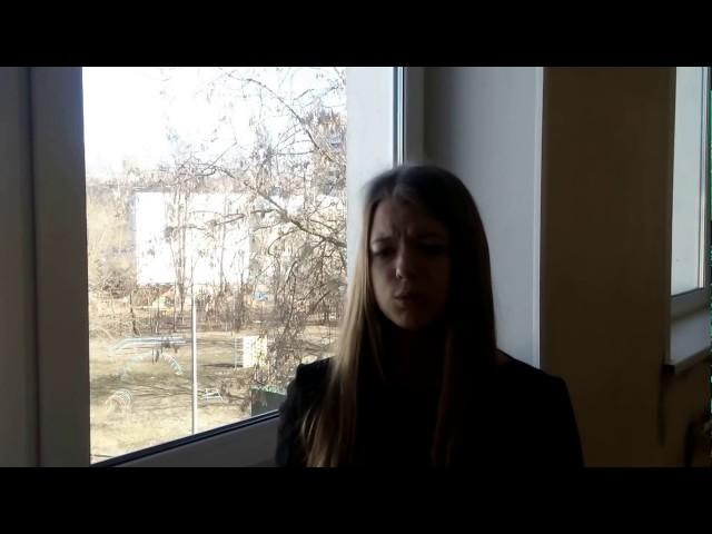 Изображение предпросмотра прочтения – ЛюдмилаПопова читает произведение «О, как убийственно мылюбим…» Ф.И.Тютчева