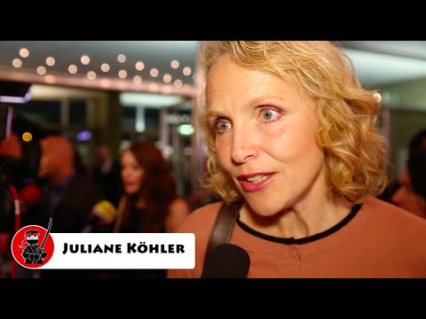Serien Ninja trifft: Juliane Köhler