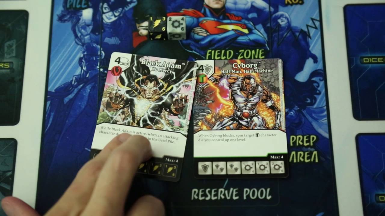 POWER RING WEAK-WILLED 105 Green Arrow /& The Flash Dice Masters Rare
