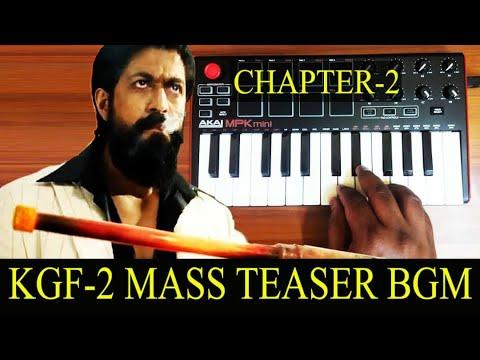 Download KGF 2 Mass Teaser Bgm By Raj Bharath | Yash | Ravi Basrur