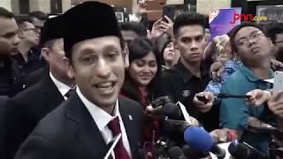 Pidato Tak Biasa Nadiem Makarim Peringati Hari Guru Nasional - JPNN.com