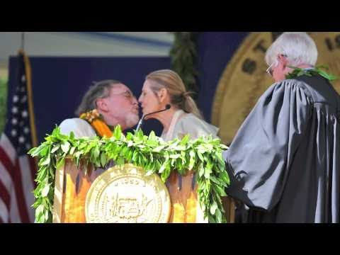 Inauguration of Neil Abercrombie, Hawaii Governor