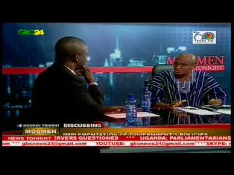 Information Minister Mustapha Hamid commends free SHS policy