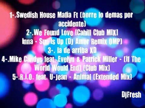 DJ FRESH ELECTRO 4 TRACKLIST