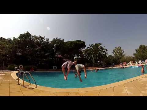 Camping Yelloh! Village Sant Pol Plage à Sant Feliu De Guíxols - Costa Brava - Espagne