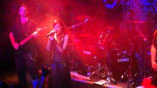 Sirenia - Winter land. Live in Moscow 29.03.12