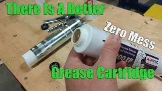 Game-Changing Grease Cartridge & Gขn Design That Will Blow Your Mind Made By Lube Shuttle