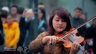 [MGHN] FLASHMOB Wake me up by Rhapsody Philharmonic