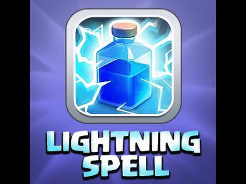 Lightning Spell Patterns | Clash Of Clans | War Strategy