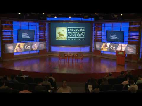 Walter Russell Mead delivers the 6th Annual George Washington Lecture: To Bigotry No Sanction