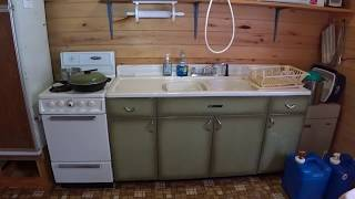 #7 WV Off the Grid Cabin - Interior Cabin Tour by WV Cabin Living