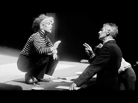 Performing Samuel Beckett: Actress Billie Whitelaw interview (1986)