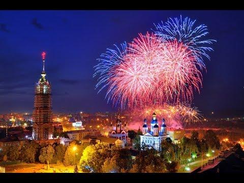 Тамбовчане готовятся отметить День города и День России