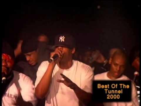 jay z - jigga my nigga (live at the tunnel 2000)