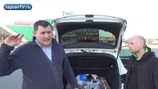 Hyundai I30 : суперзвук на полиуретановой подвеске! Часть 1.
