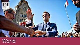 Macron\'s party on the marche | World