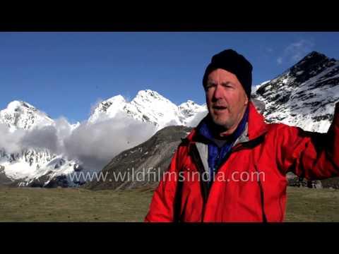 Gama valley - Tibet's hidden valley east of Everest