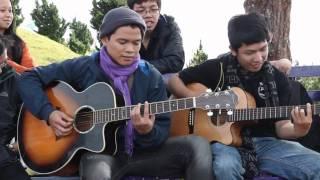 """PTIT Guitar Club - """"Bài Ca Trên"""" Đỉnh Langbiang"""