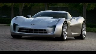 2013 Chevrolet Corvette C7 - Future Cars