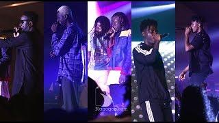 Sarkodie Samini Stonebwoy Kwesi Arthur Kwesi Slay Joey B Performance At 2018 Bhim Concert