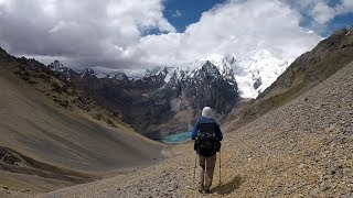 Backpacking The Cordillera Huayhuash Circuit - Peru