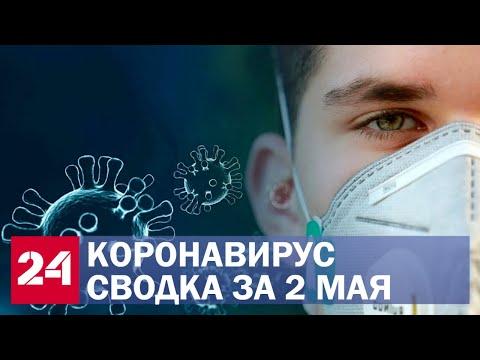 Коронавирус. Последние новости в России и мире. Самое актуальное на 2 мая