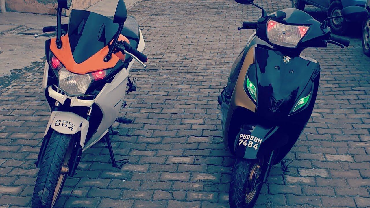 Scooter या Bike का कोनसा Part कब बदलना चाहिए ?????