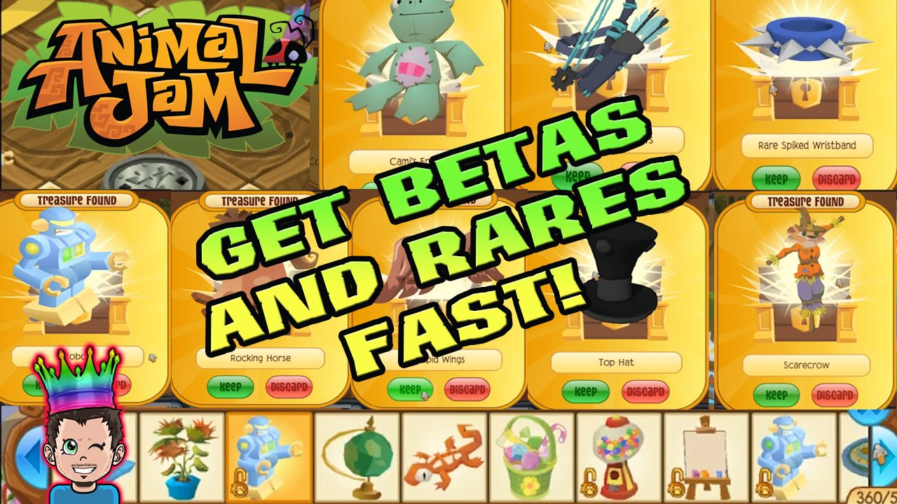 maxresdefault - How To Get Rare Fast On Animal Jam 2016