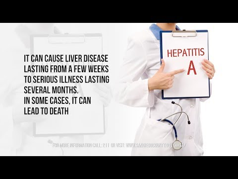 Hepatitis A Prevention PSA