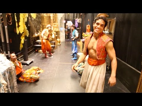 Wonder  Wonder: Behind the Scenes at Disneys ALADDIN on Broadway