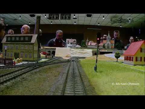 Teil 1/5 Modellbahnausstellung Karlsdorf-Neuthard: Eisenbahnfreunde 99 e.V.