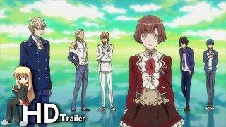 劇場版「Dance with Devils-Fortuna-」特報 | Anime Tv Channel