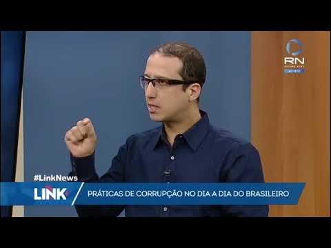 Samuel Sabino - LinkNews-Noticias.R7 - A percepção da Ética na sociedade