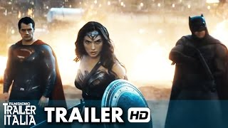 Batman v Superman: Dawn of Justice Trailer Italiano Ufficiale (2016) HD
