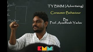 Consumer Behaviour (TYBMM) by Prof. Avadhesh Yadav ||BMM GURU||