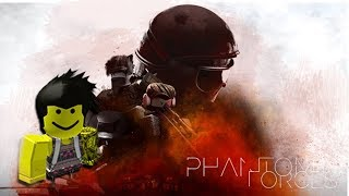 Roblox - Phantom Forces (Live) Come chill with us!