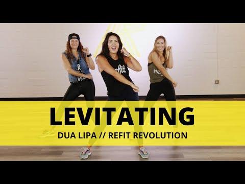 """Levitating""    Dua Lipa     REFIT® Revolution"