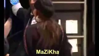 رقص مثير لهيفاء وهبى وفيفى عبده وبوسه على خد فيفى عبده   YouTube2