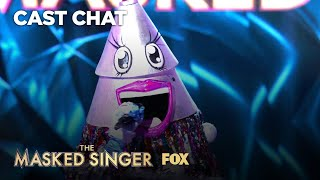 You Won't Believe Who's Under The Tree Mask! | Season 2 Ep. 10 | THE MASKED SINGER