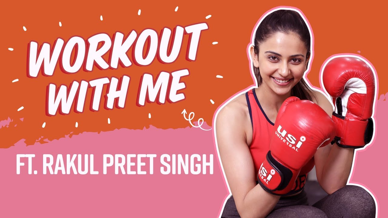 <div>Rakul Preet Singh's hardcore fitness tips, rigorous exercise routine | Weight loss | Workout With Me</div>