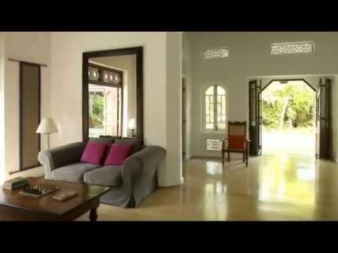 Four Bedroom Luxury Pool Villa In Sri Lanka - Aha01 - YouTube