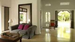 Four Bedroom Luxury Pool Villa In Sri Lanka - Aha01